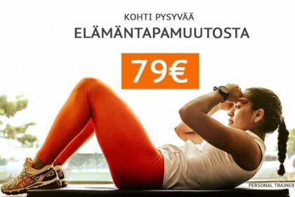 Elämäntapamuutos 79€